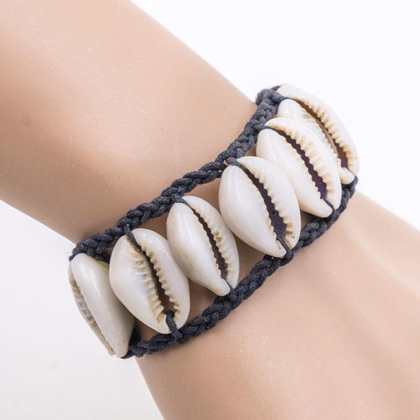 cowrie shell bracelets, fashion jewelry