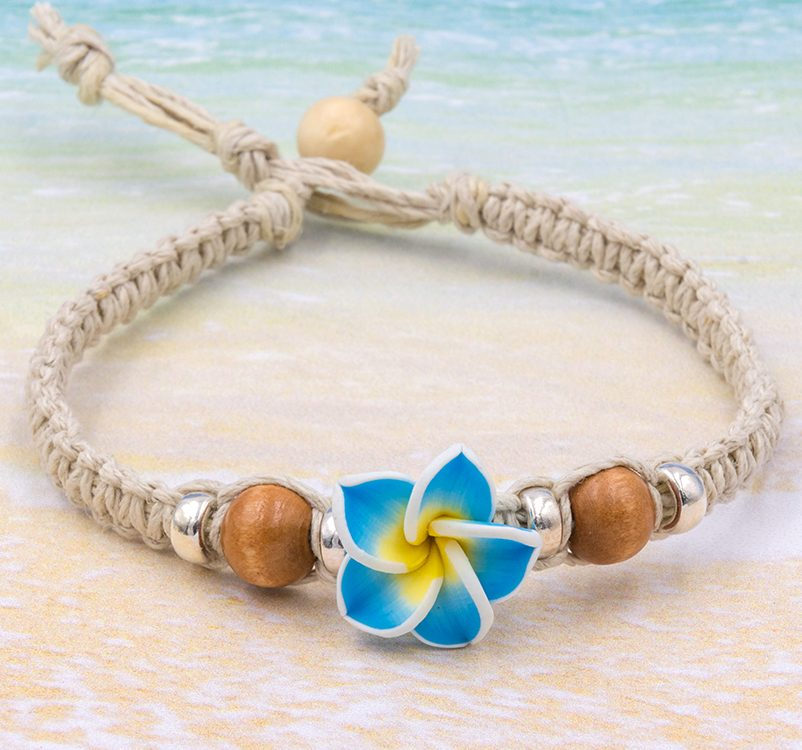 fashion anklets, Hawaii jewelry